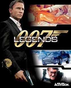 James Bond 007 – Legends