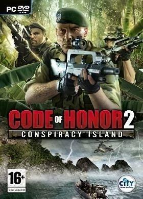 Code of Honor 2 Conspiracy Island